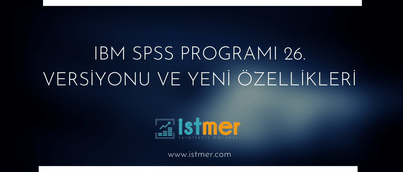 spss programı