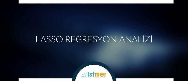 lasso regresyon analizi