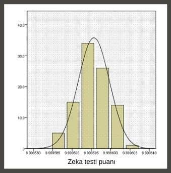 veri görselleştirme spss histogram