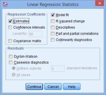 çoklu regresyon analizi spss programı