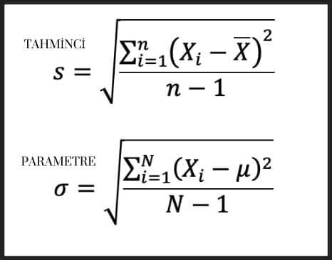 standart-sapma-istatistik