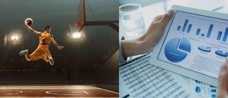 basketbol ölçüm istatistiksel analiz