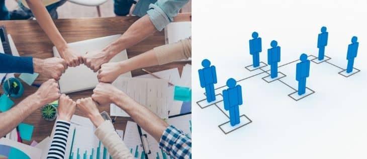 sınıf öğretmenleri işbirliği örgütsel güven istatistiksel analiz